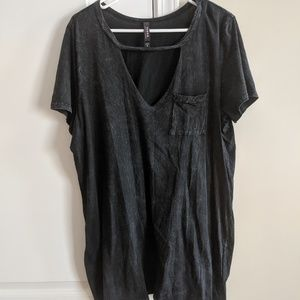 Torrid acid washed t-shirt